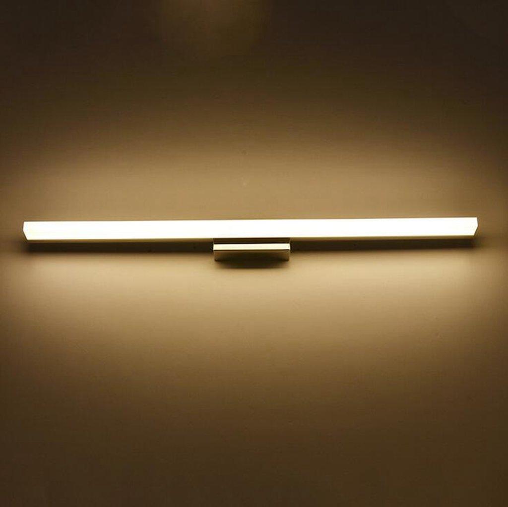 San Tai@LED Spiegelleuchte,Schranklampe Badlampe,Badleuchte Wandleuchte,Wand Spiegellampe,Beleuchtung mit Schalter,E27 E14,Leuchtmittel Typ LED Lichter,Material Acryl,Größe 150cm