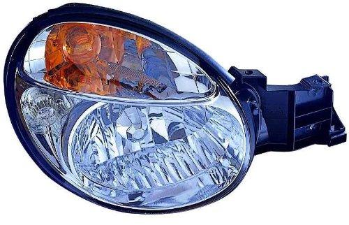 Depo 320-1115R-AS Subaru Impreza Passenger Side Replacement Headlight Assembly