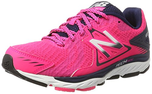 Scarpe Indoor Donna New Sportive white Balance 670v5 Rosa pink pUxwSzx