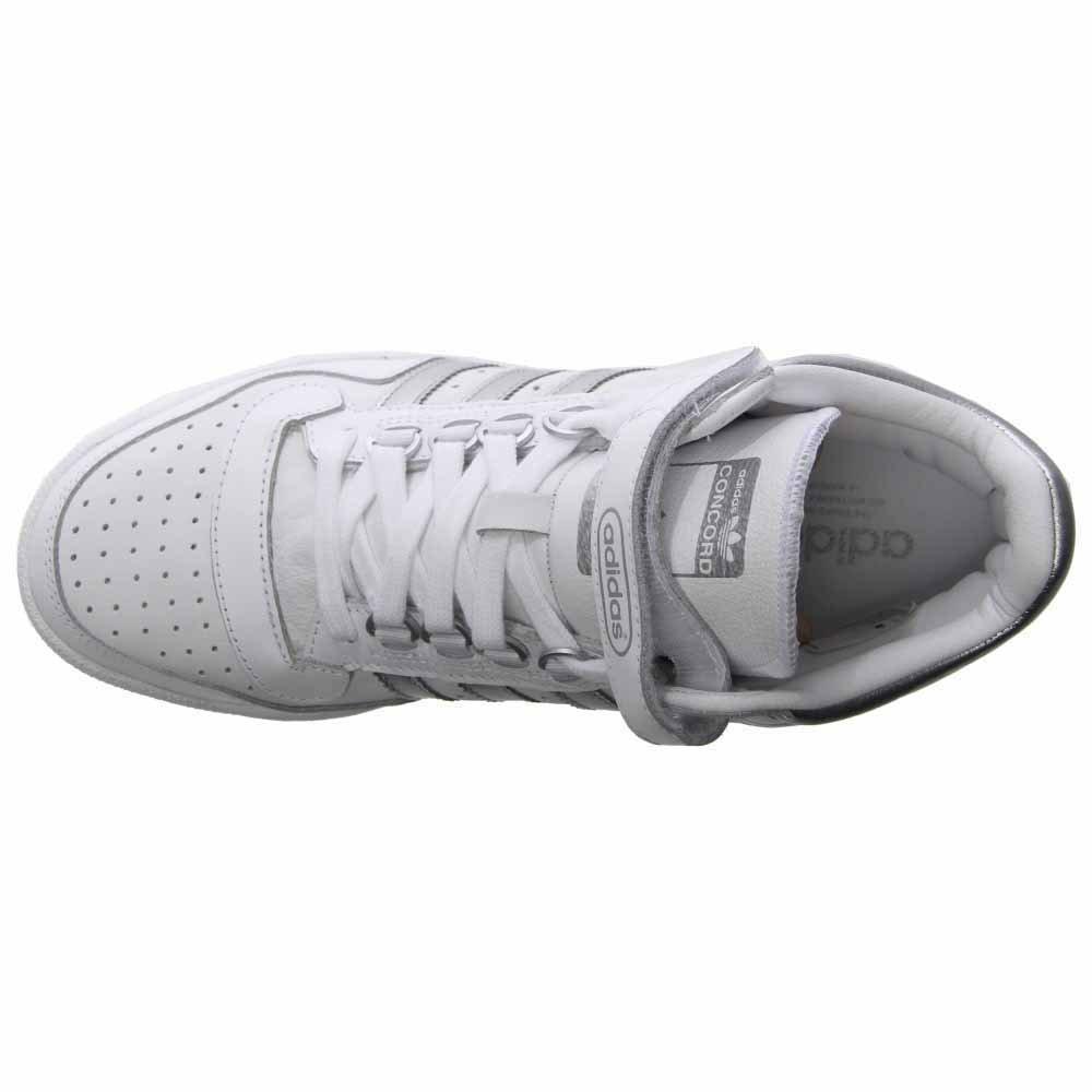 1da30dda9f593 adidas New Concord Ii Mid White/Silver (F37261)