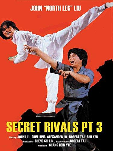 Amazon.com: Secret Rivals 3: John Liu, Alexander Lo Rei