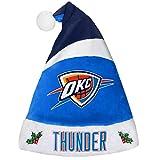 Oklahoma City Thunder Basic Santa Hat - 2016