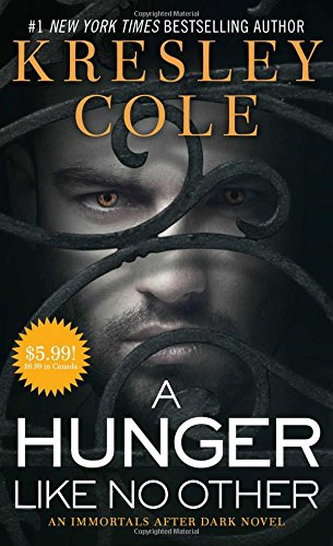 Book cover for A Hunger Like No Other
