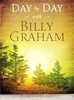 Day by Day with Billy Graham 089066336X Book Cover