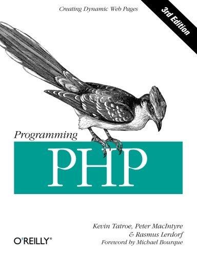 Programming PHP by Tatroe (2013-02-25)