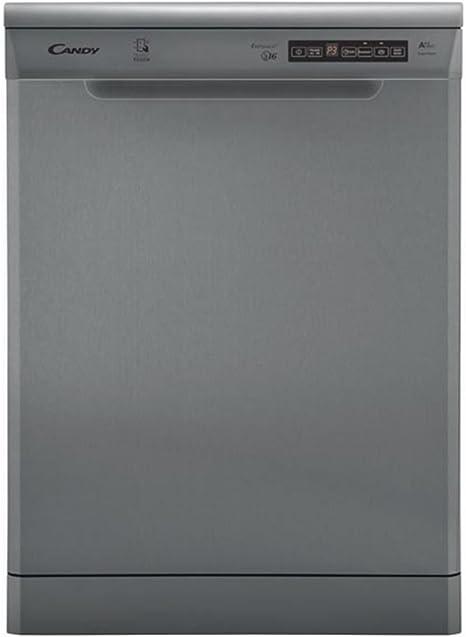 Candy CDP 2DS62X Lavavajillas NFC 60CM, 43 Decibelios, Acero ...