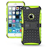 6 plus iphone protective case - iPhone 6s Plus Case, iPhone 6 Plus 6s Plus Case By Cable And Case | iPhone 6 Plus Protective Case | iPhone 6s Plus Protective Case | iPhone 6s Plus Phone Case | Apple iPhone 6 Plus Case (Green)