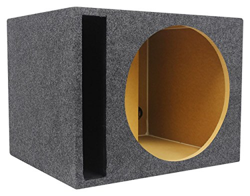 Rockville Vented Sub Box Enclosure for MTX Audio 5515-44 15″ Subwoofer