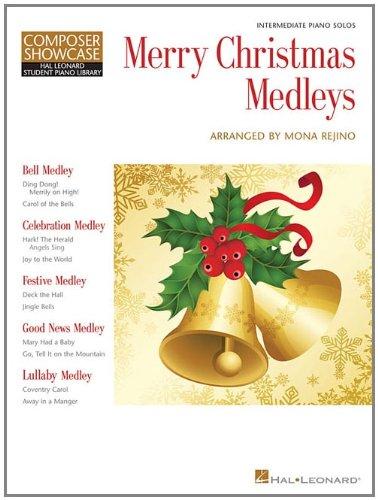 Merry Christmas Medleys: Intermediate Level Composer Showcase ()