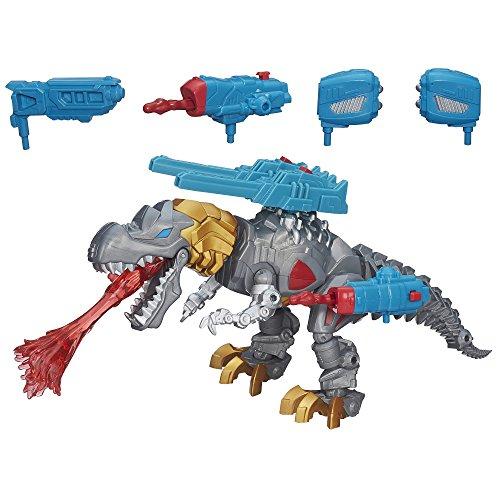 Optimus Prime Electronic (Transformers Hero Mashers Electronic Grimlock Figure)