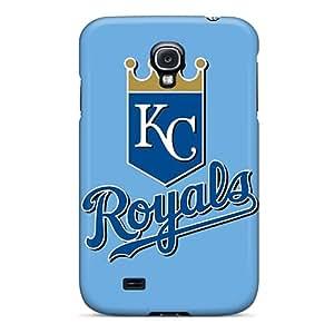 New TZy5013gOam Baseball Kansas City Royals 2 Tpu Cover Case For Galaxy S4