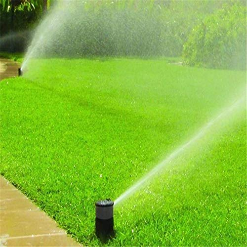 XINLIFAN 5Pcs/Pack Pop-up Sprinkler For Garden Supplies And Lawn Irrigation Gear Drive Sprinkler very good ()