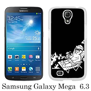 Best Sale Samsung Galaxy Mega 6.3 Case fallout vault boy White Fashionable Samsung Galaxy Mega 6.3 i9200 i9205 Custom Case