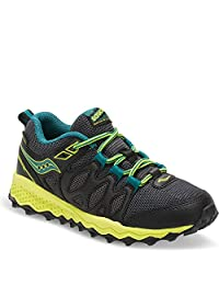 Saucony Boys Peregrine Shield Running Shoes