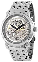 """Stuhrling Original Men's 165A.33112 """"Classic Winchester Elite"""" Stainless Steel Automatic Skeleton Watch by Stuhrling Original"""