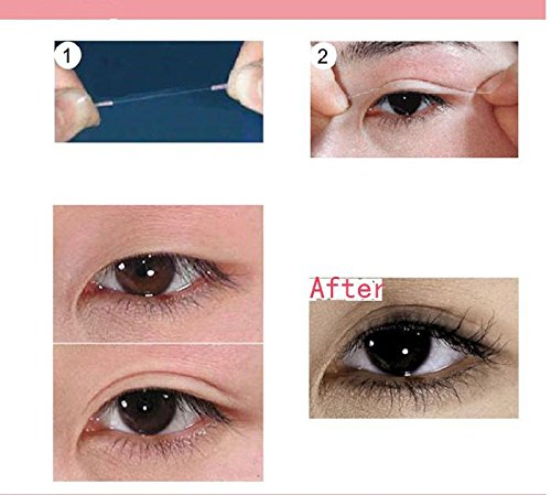 JaneDream Convenient Clean The Upper Eyelid Double Eyelid