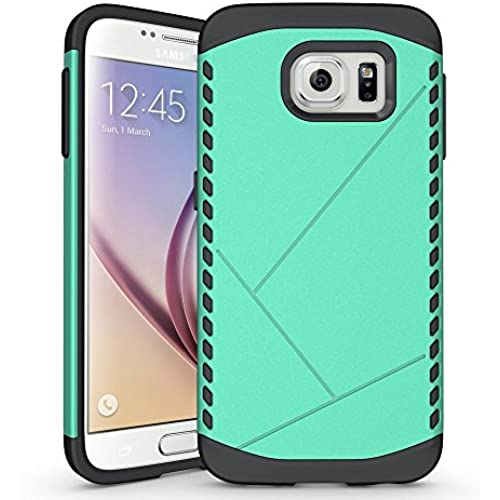 Samsung Galaxy S7 Edge Case,DeeXop ULTRA ARMOR Galaxy S7 Edge Case Double Layer Shock Absorbing Tough Cover For Samsung Galaxy S7 Edge Smart Sales