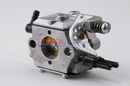 Amazon com: Walbro WT1048 Carburetor for 26CC - 32CC Zenoah