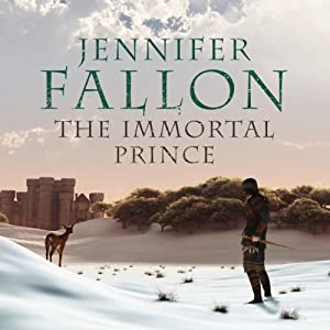 The Immortal Prince Audiobook
