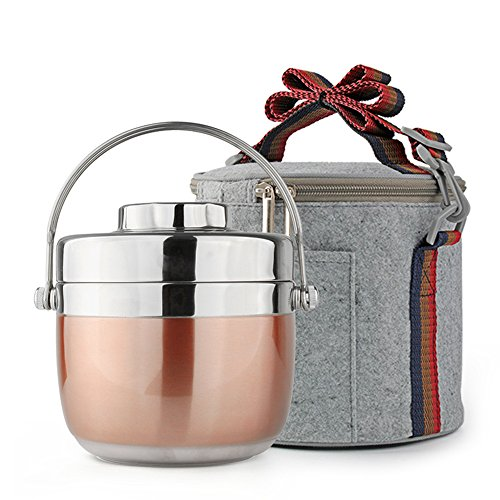 Insulated Bento Box - 1