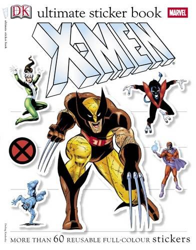 X-Men Ultimate Sticker Book for sale  Delivered anywhere in USA