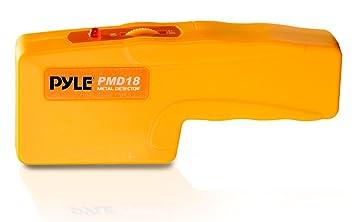Pyle PMD43 - Detector de metales de bolsillo (con alarma ...