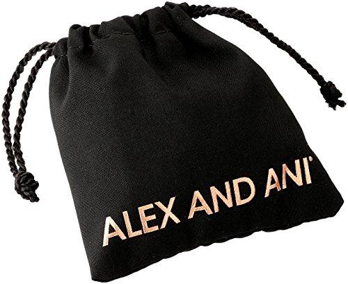 Alex and Ani Healing Love II Bangle Bracelet, Rafealian Gold, Expandable by Alex and Ani (Image #4)'