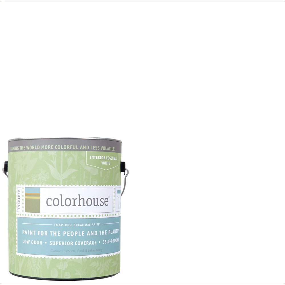 Inspired Eggshell Interior Paint, Bisque .01, Gallon by Colorhouse