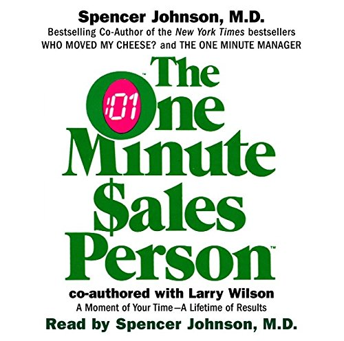 Pdf minute the one salesperson