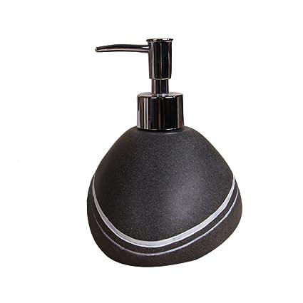 TY&WJ presione el tipo Dispensador manual del jabón Estilo japones Champú Botellas de la loción Líquido