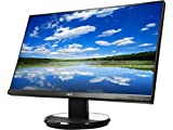 "Acer UM.HX2AA.D03 27"" Widescreen LCD 2560x1440 1k:1 K272hul (No Suggestions) DVI 4ms Speaker Monitor, Black"