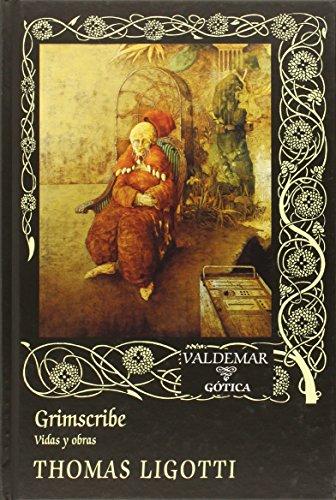 Descargar Libro Grimscribe Thomas Ligotti