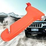 2 in 1 Car Emergency Safety Escape Hammer Glass Window Breaker Belt Cutter Tool