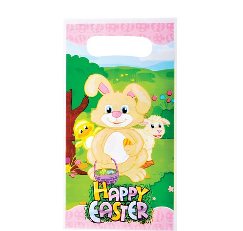 easter-goody-bags-loot-bags-plastic-approx-5-x-9-new-easter-bunny-egg-hunt