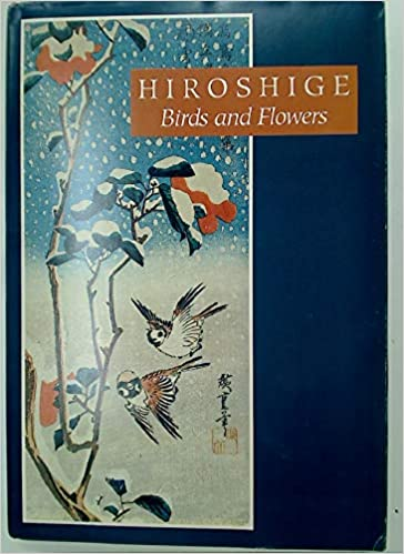 hiroshige birds and flowers english and japanese edition