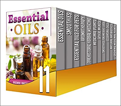 Natural Remedies: 11 Book Box Set - Get These 11 Amazing Books On Natural Remedies (herbal medicine, medicinal plants)