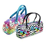 Prettyia 2 Pcs Adults Kids Hard Eyeglasses Case Glasses Protector Storage Box Mini Handbag Fashion New