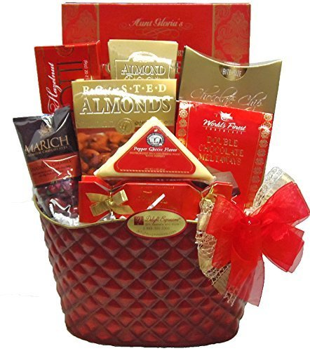Delight Expressions Savory Snack Gourmet Food Gift Basket