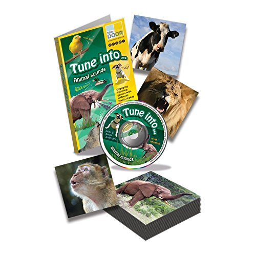 (Yellow Door YUS0351 Tune into Animal Sounds Set (Pack of 31))