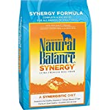 Natural Balance Synergy Ultra Premium Dry Dog Food, 26-Pound Review