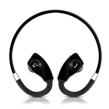 Auriculares Bluetooth 4.1 GRDE®, Auriculares Inalámbricos Bluetooth 4.1 Alta Calidad de Sonido, Auriculares Deportivos Inalámbricos ...