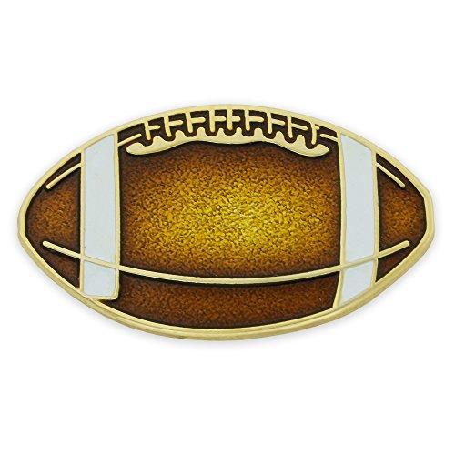 PinMart's Football Sports Enamel lapel Pin