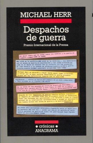 Despachos De Guerra (Spanish Edition)