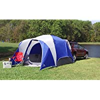 Spacious and Durable Ozark Trail 5-Person SUV Tent,With...