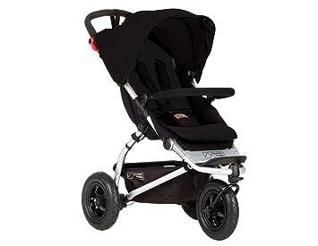 Amazon Com Mountain Buggy Swift Compact Stroller Black Baby