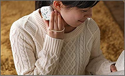 Fast Warming Up, Double-Sided Warming, Reusable orastone Rechargeable Hand Warmer Electronic Portable Hand Warmer