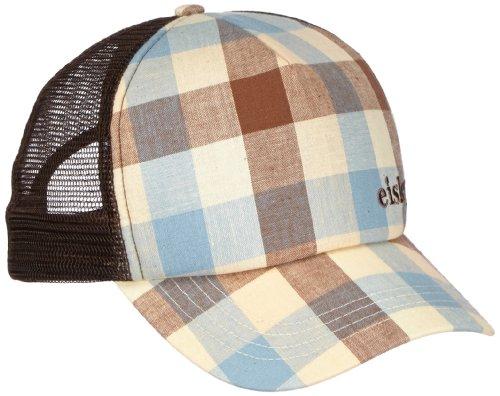 para hombre talla Trucker Eisley M marrón Cap color marrón Gorra qwxBfxFt
