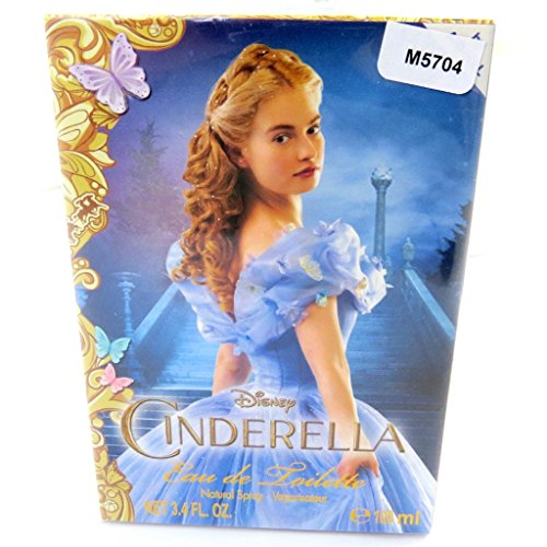 Perfume 'Cinderella' blue (100ml).