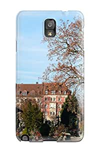 Hot LfEAgPp4709DYymZ Case Cover Protector For Galaxy Note 3- Johannisfriedhof,nuernberg