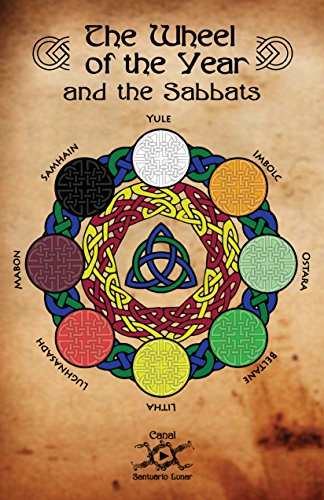 Pagan Calendar.Wheel Of The Year And The Sabbats The Definition Of This Pagan Calendar Used By Witches And Each Of Its 8 Sabbats